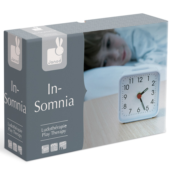 Ludotherapy in-somnia