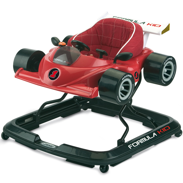Andador formula kid color rojo