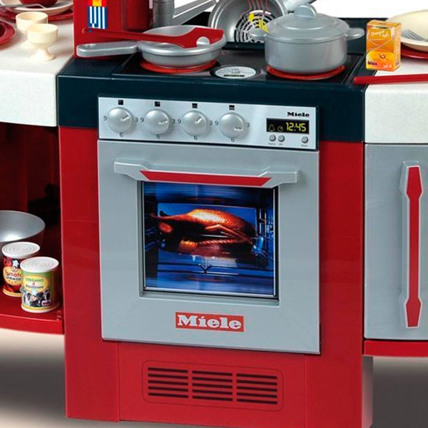 Speelgoed Keuken Miele : International Gourmet Kitchen