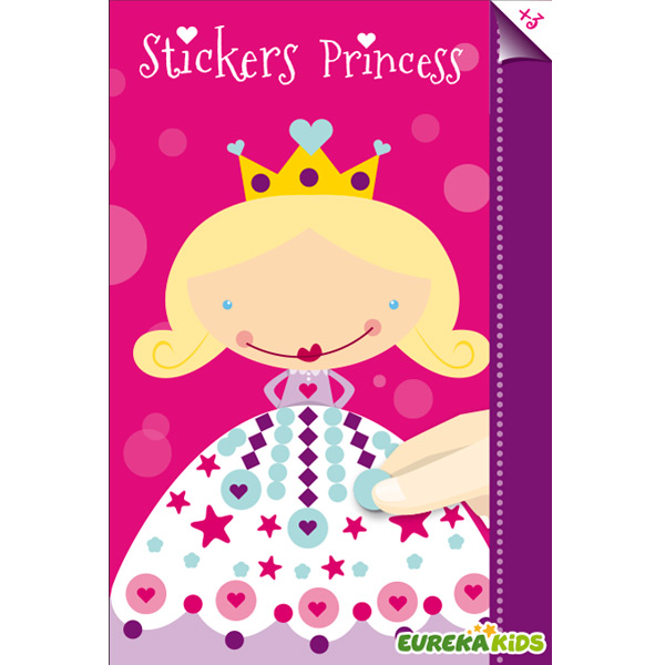 Sticker princess - pegatinas princesas