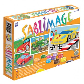 Sablimage cars