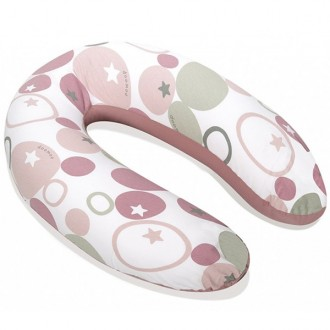 Doomoo  galet Rose breast feeding cushion