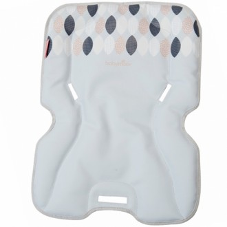 Comodo cuscino per seggiolino Light Wood girly