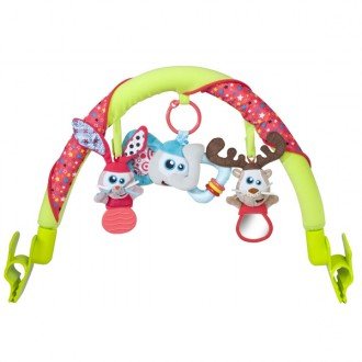 Arco universal con peluches