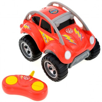 Macchina telecomandata Volkswagen rc roll over Beetle