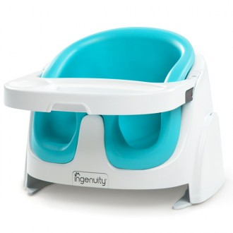 Baby base teal color azzurro