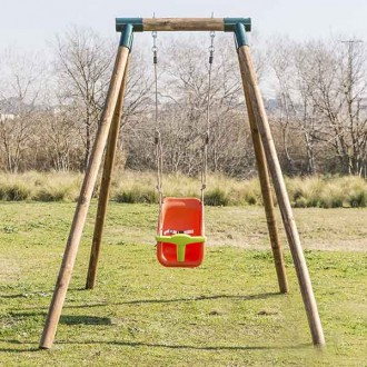 Individual Swing Kelut with baby seat