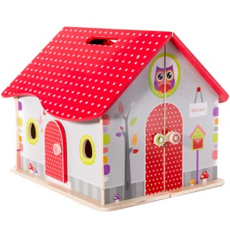 Casetta sweet home owl