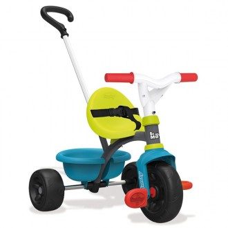 Tricycle be move pop blue