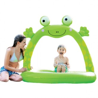 Piscine frog spray