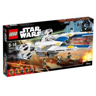 Star Wars rebel u wing fighter 75155