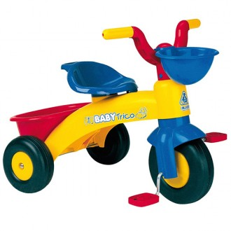 TRICYCLE BABY TRICO BUCKET