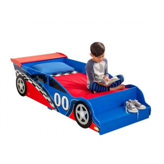 RACING CAR STYLE BED