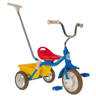 Passenger Colorama tricycle
