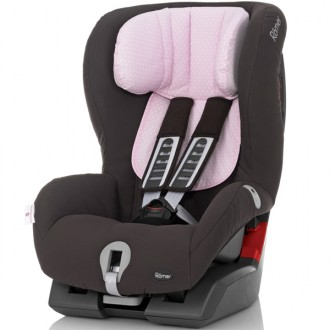Silla de coche grupo 1 king plus rose star