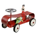 baghera-streamline red pedal car