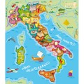 eurekakids-magnetic map of italy