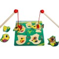 eurekakids-fishing ducklings puzzle encajable