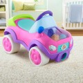 Andador pop roll roadster rosa