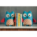 skip-hop-zooend owl bookend