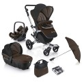 concord-ensemble poussette neo travel set mocca