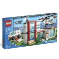 lego-city sauvetage en h-�licopt-�re