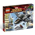 lego-super heroes the avengers the fight in the quinjet