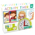 eurekakids-activity timer learn to tell time