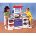 little-tikes-gourmet kitchen with sounds