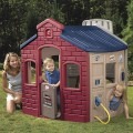 little-tikes-maisonette 4 faces avec 4 activit-�s evergreen little tikes