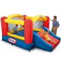 little-tikes-basic inflatable jump and slide