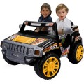 injusa-coche safari pick up 12v