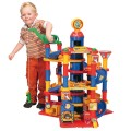 wader-quality-toys-garage park tower 7 -�tages avec voitures