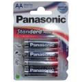 panasonic-batterien aa - lr6 standard power