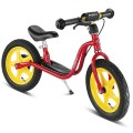 puky-bicycle with no pedals lr 1 br red