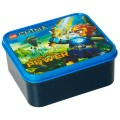 LEGO Blue lunch box lego legends of chima