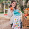 EUREKAKIDS Shopping trolley and purse