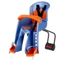 TRIDEGAR Child bike seat qst junior blue and orange