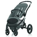 britax-sillita de paseo affinity black base model