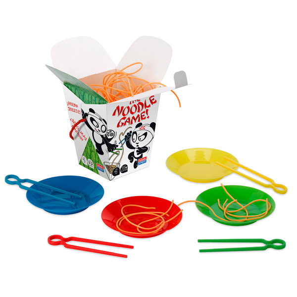 The noodle game