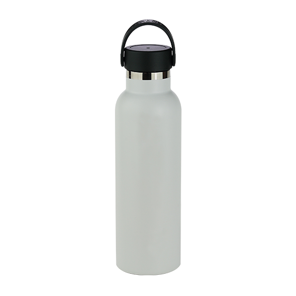 Botella termo 600ml sport  blanco
