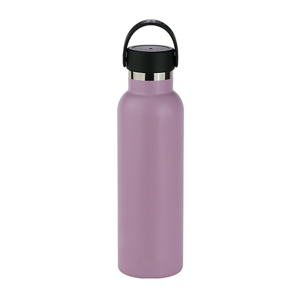 Botella termo 600ml sport lila