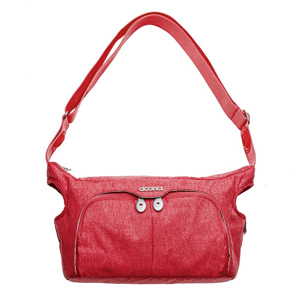 Bolso essentials rojo