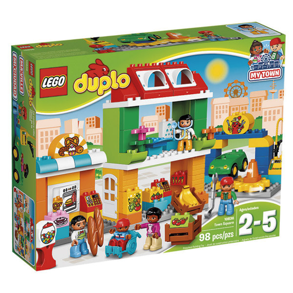 Duplo plaza mayor