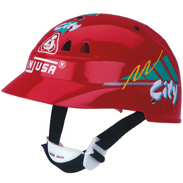 Casco city juguete