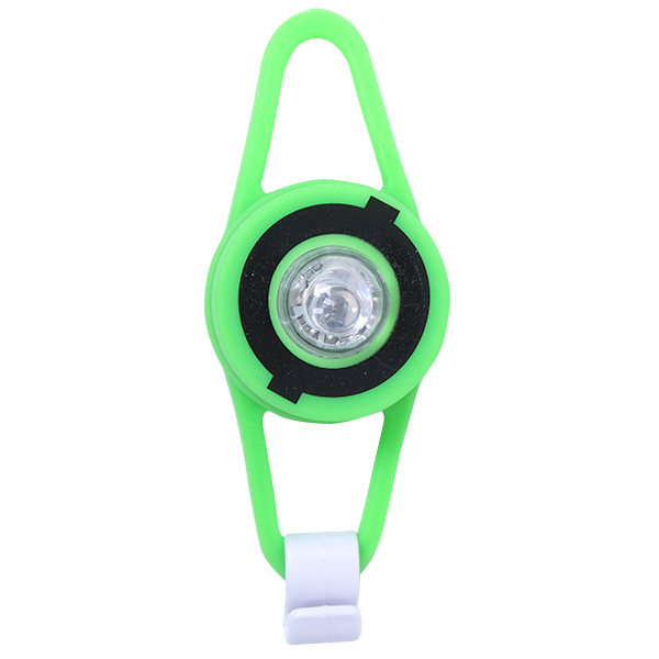 Torcia led flash light verde
