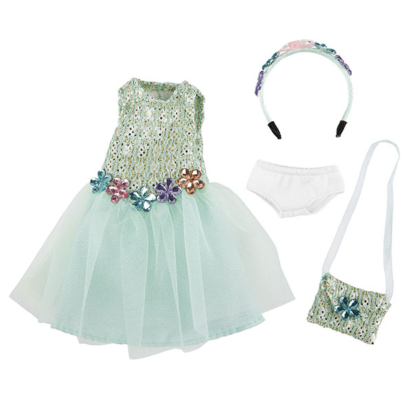Kruseling vera birthday party outfit