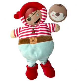 Doudou my little frind pirate