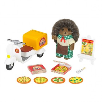 Set pizzas a domicilio Sylvanian