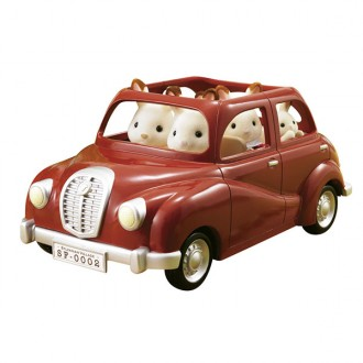 Coche familiar Sylvanian